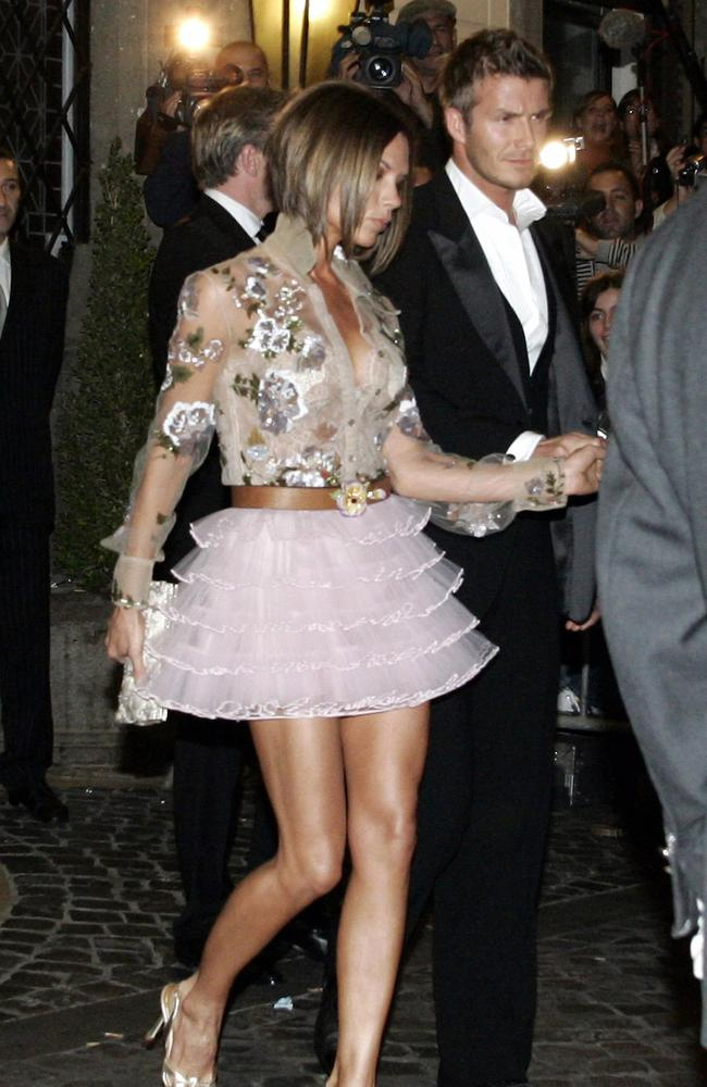 The couple have been together through good times and bad — including this 2006 outfit.