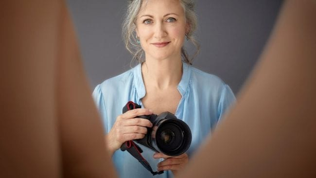 Laura Dodsworth photographed 100 vaginas to break the taboo. Image: SBS.