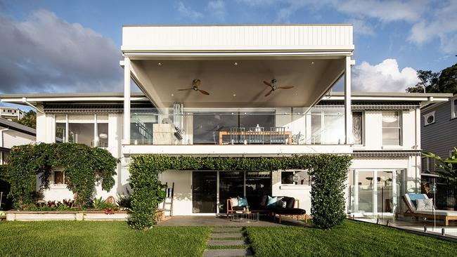 This house at 30 Wendell St, Norman Park, recently sold for $6m.