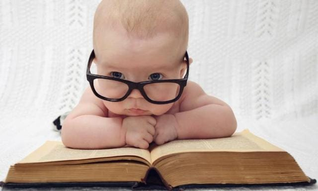 "Watch a 19-month-old read - but is he actually ""reading""?"