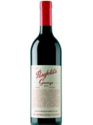 Top of the Grange: the 1971 vintage has been named the best wine of the '70s.