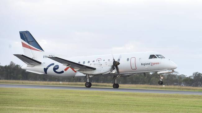 Earlier this week, REX airlines threatened to stop flying if it isn't given more support.