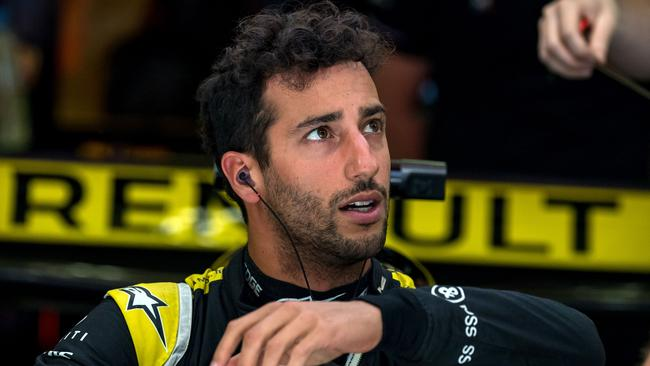 All on the line for Ricciardo's Renault