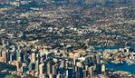 Aerial panoramic view of Sydney, Australia. iSTOCK