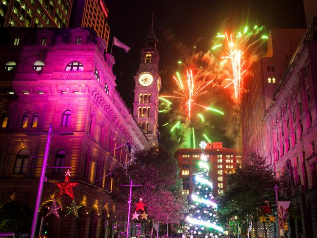 Join the celebrations at Sydney's CBD