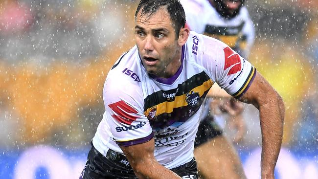 Cameron Smith is 'not clear' on playing on next season.