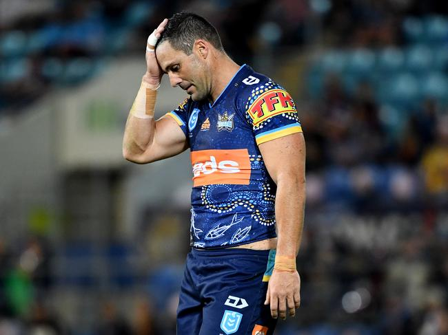 The Gold Coast Titans have had a long season.