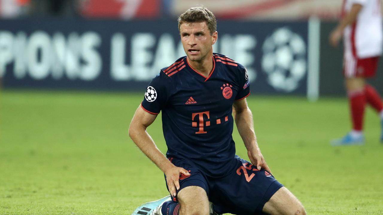 Manchester United could be about to sign a World Cup winner in Thomas Muller