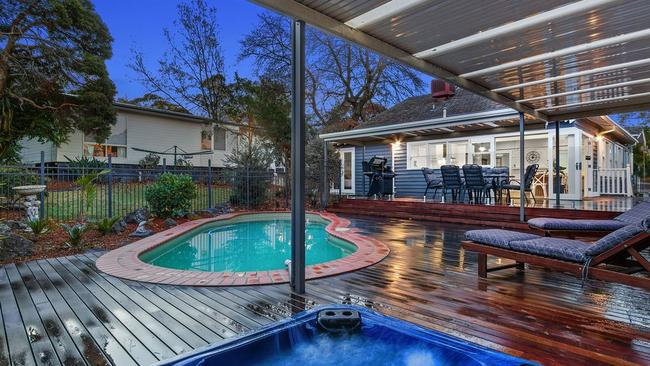 56 Canterbury Rd, Heathmont has a $1.785-$1.963 million price guide.