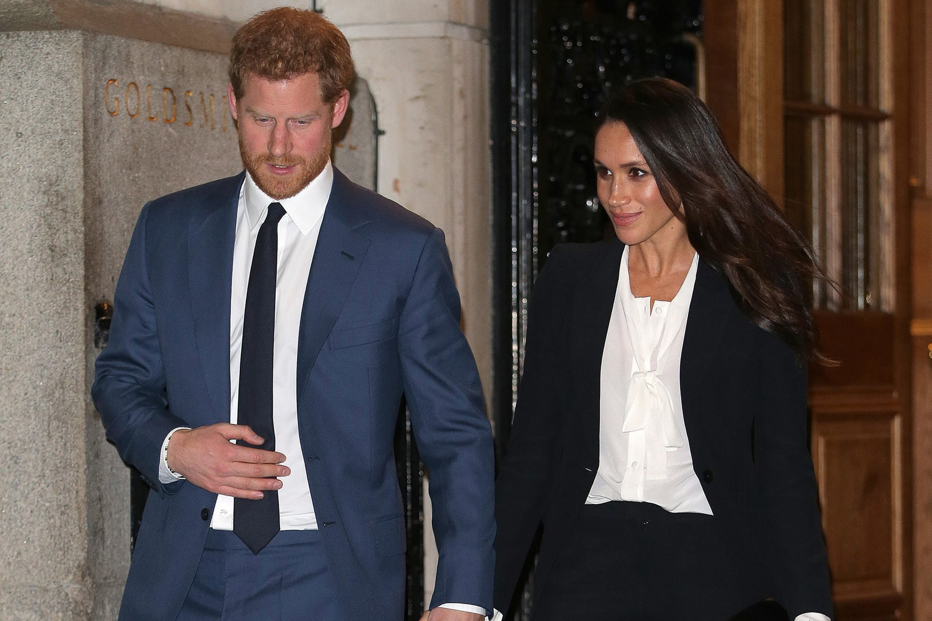 Meghan Markle's former hair and make-up artist predicts her wedding day beauty look
