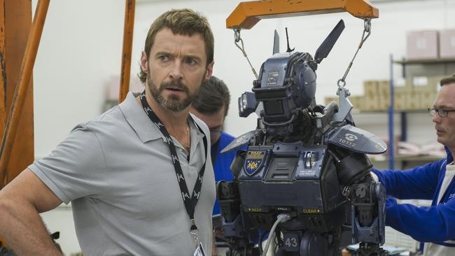 But the blonde mullet in Chappie was pretty bad.