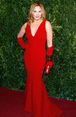 Kim Cattrall, aged 59. Tim P. Whitby/Getty Images