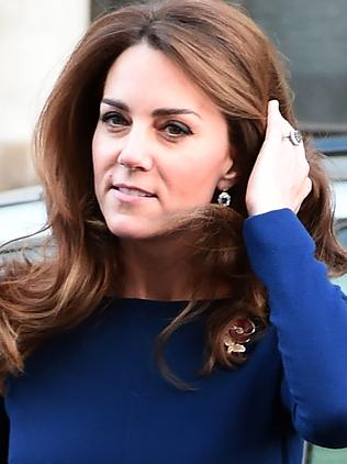 Catherine, Duchess of Cambridge. is said to be a good boss to work for. Picture: Getty