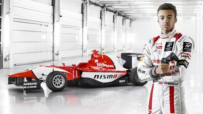 From GT Academy to GP3 racing.