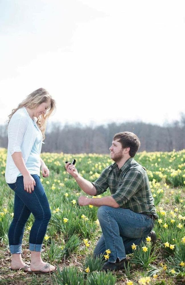 After proposing to Hannah, Will asked his girlfriend of seven years, Ashley, to marry him.