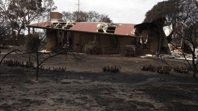 Devastating bushfires could discourage homeowners from listing. Picture: Emma Brasier/AAP