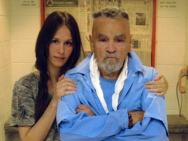 Inside serial killer Charles Manson's deluded fan club