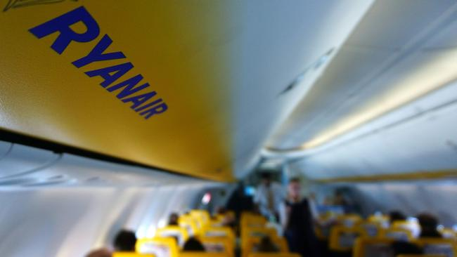 The Irish airline said the ruling would not affect its baggage policy. Picture: Emmanuel Dunand/AFP