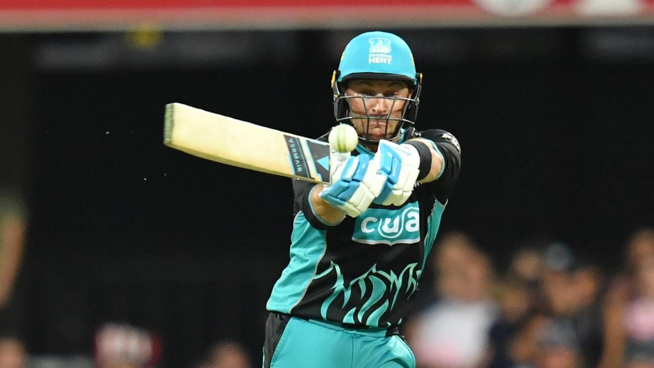McCullum will play in his 370th match when his Brisbane Heat face the Melbourne Stars at the Gabba.