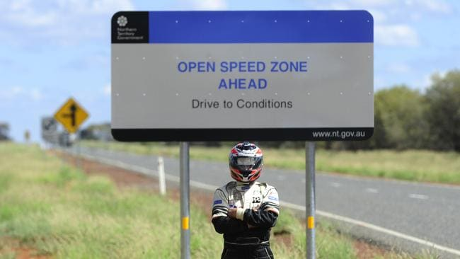 Nt open speed limit