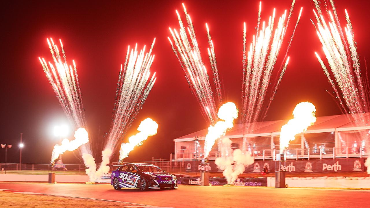 The Perth SuperNight will be the only night race on the calendar this season.