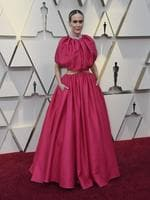 HOLLYWOOD, CALIFORNIA - FEBRUARY 24: Sarah Paulson attends the 91st Annual Academy Awards at Hollywood and Highland on February 24, 2019 in Hollywood, California. (Photo by Frazer Harrison/Getty Images)