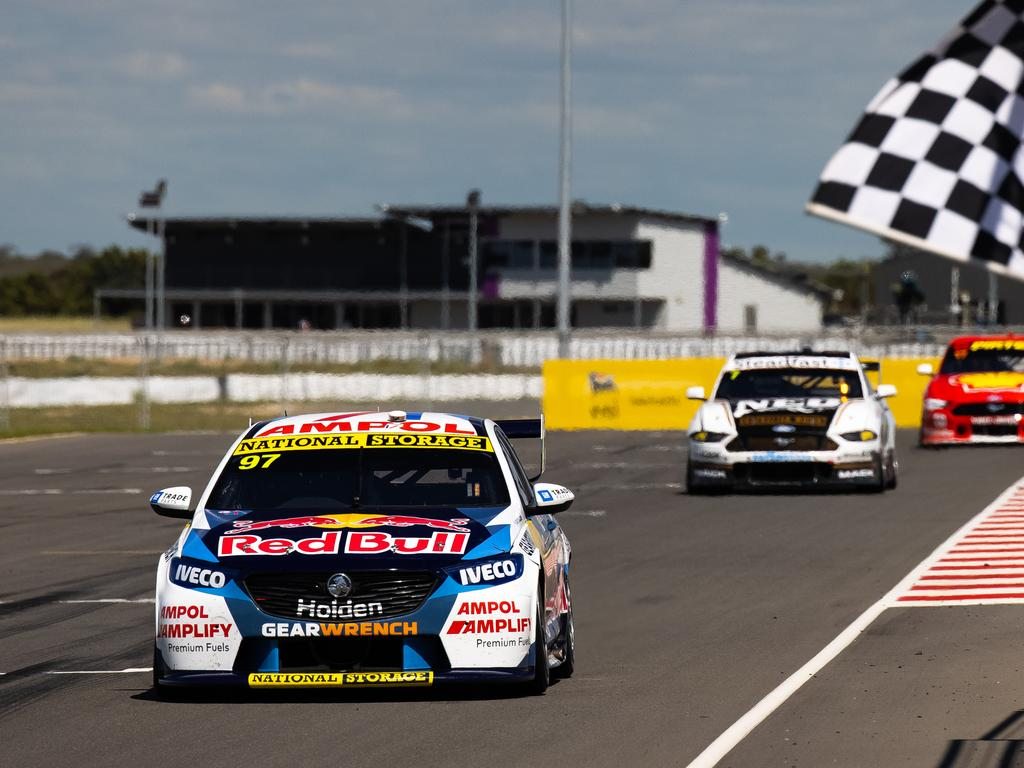2020 Supercars Championship: The Bend