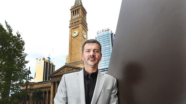 Silicon Valley entrepreneur Adrian Turner says Brisbane is a place to watch.
