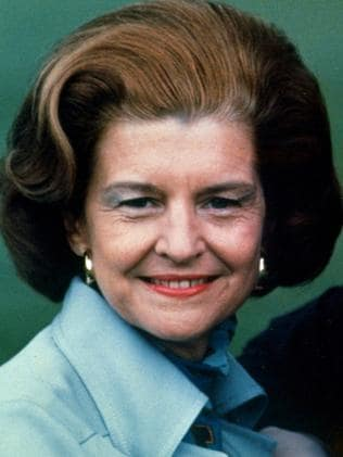 Betty Ford. Picture: Supplied