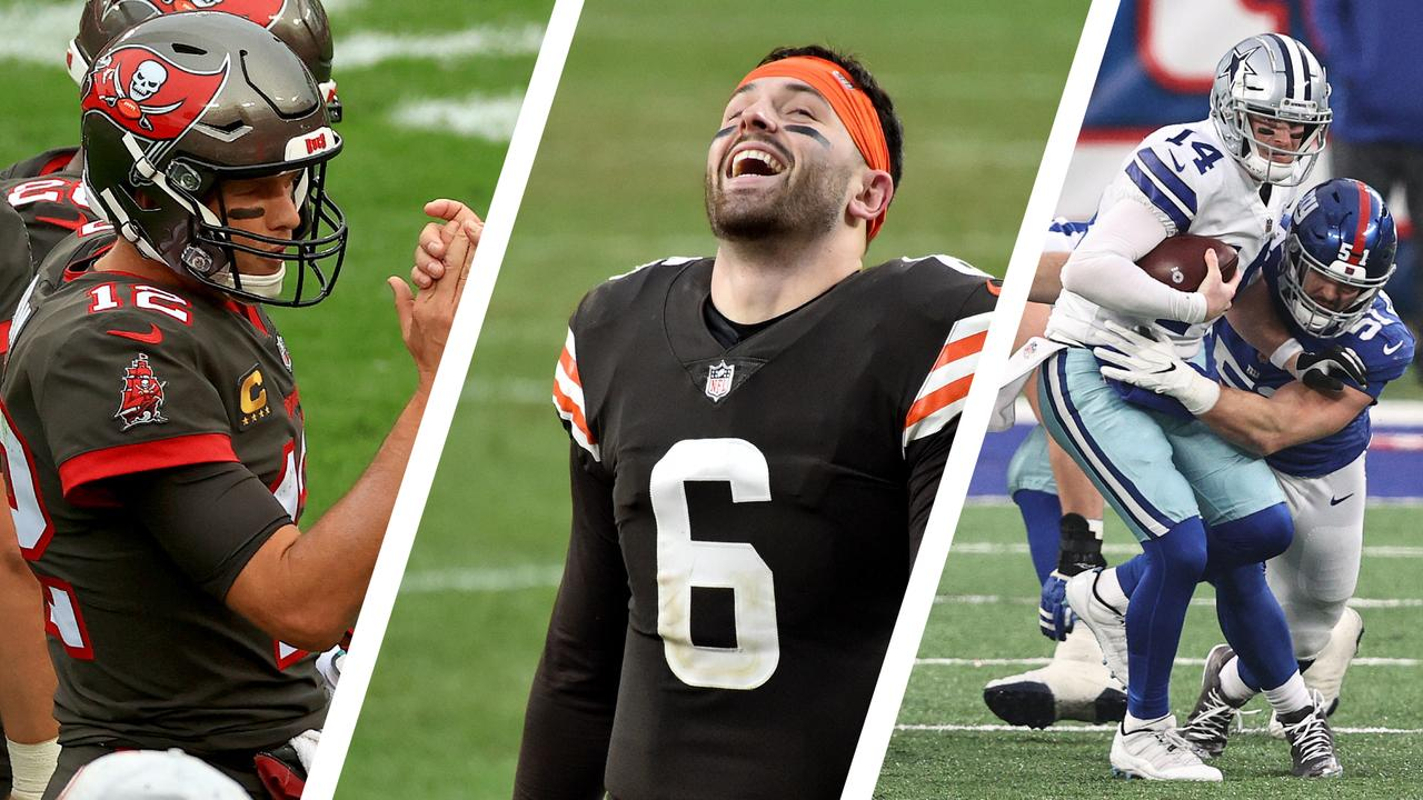 Tom Brady, Baker Mayfield and... the NFC East.