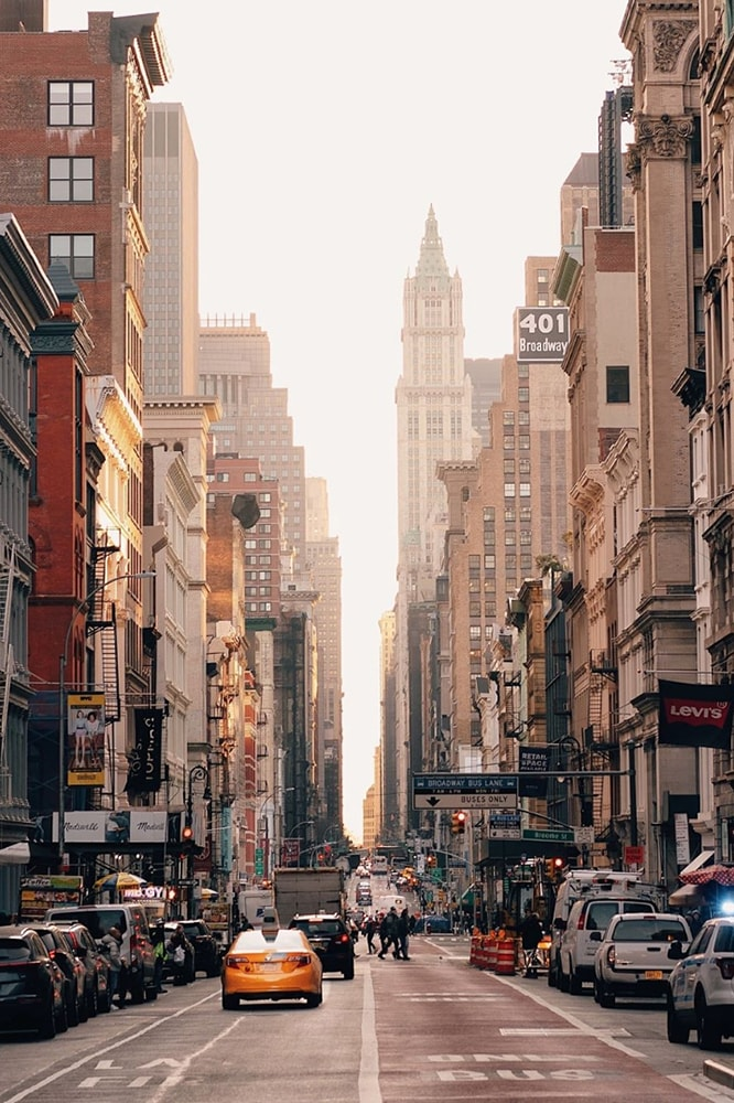 The ultimate eating and sightseeing guide to New York City
