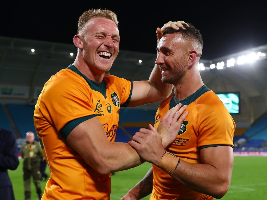 South Africa v Australia - Rugby Championship