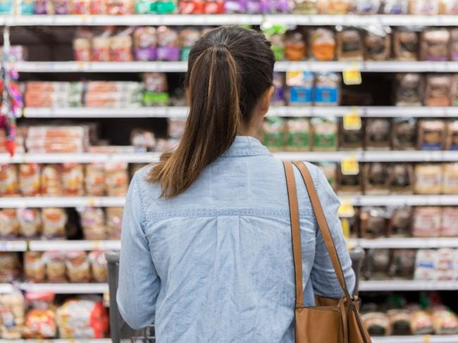 Grocery shopping is terrible — it's even worse when the stuff you buy is already off.