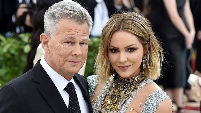 Katharine Mcphee And David Foster Engaged Stars 34 Year Age Gap
