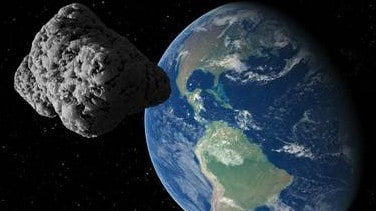 Massive asteroid 'bigger than Eiffel Tower'