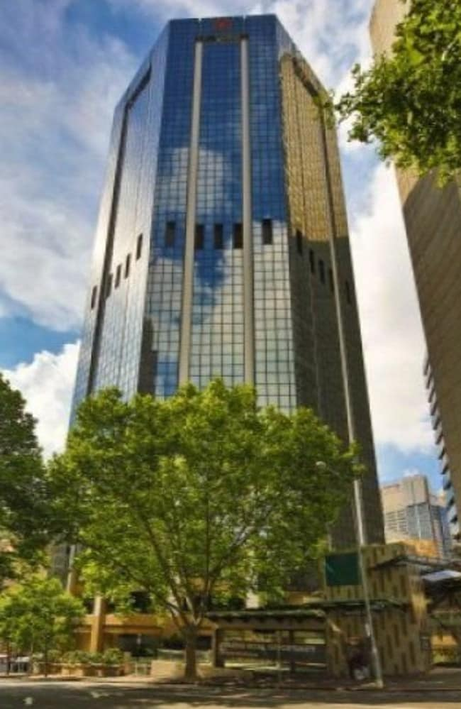 Police alleged Samuel Tjin filmed women six times at the luxury officer tower at 255 George Street in Sydney's CBD.