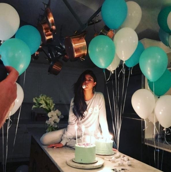 This Is How Selena Gomez Celebrated Her 25th Birthday