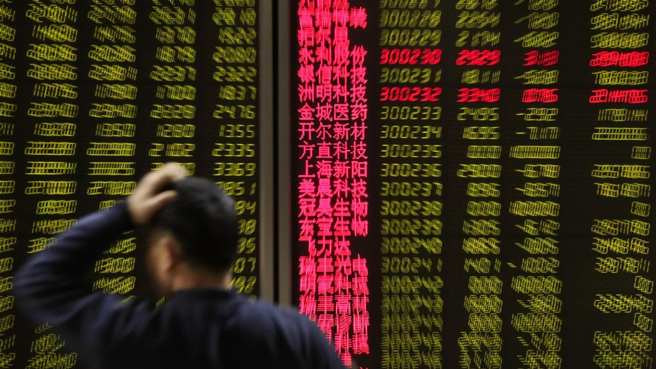 China's Economic Woes Fueled by Bad Policy