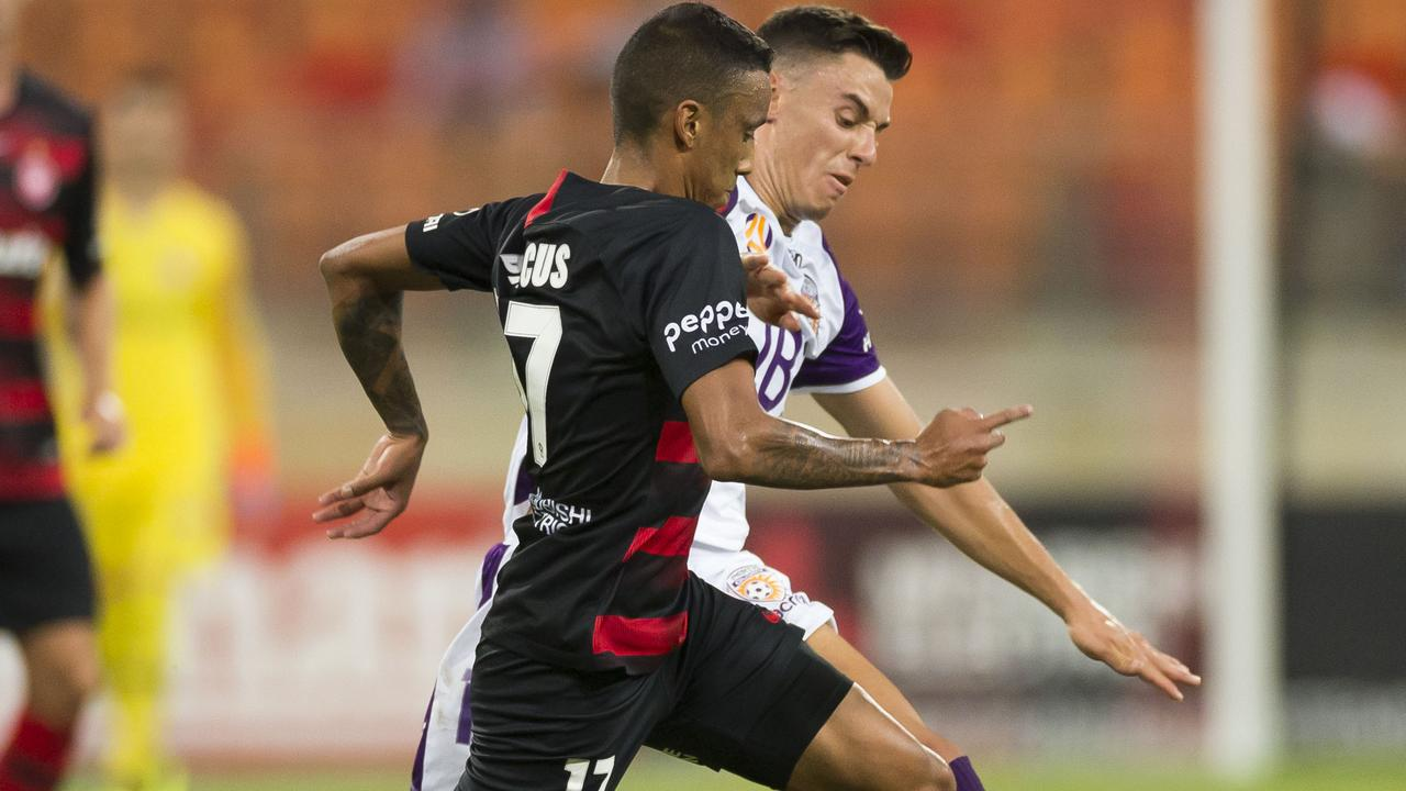 The Wanderers will be without Keanu Baccus, Abraham Majok and Tass Mourdoukoutas.
