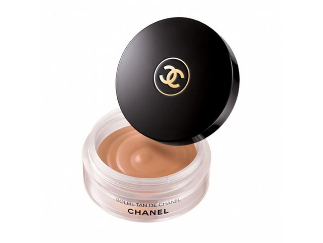Chanel's Soleil Tan de Chanel is a classic bronzing mousse you apply with a brush.