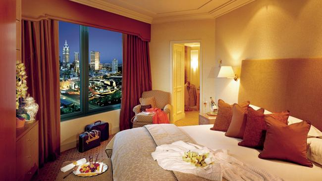 The Langham Hotel in Melbourne, Victoria. Picture: Supplied