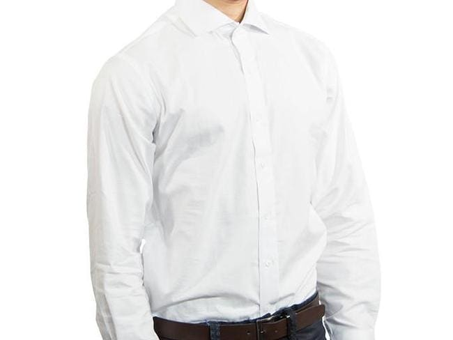 "The dress shirt is perfect for those ""long lunches"""