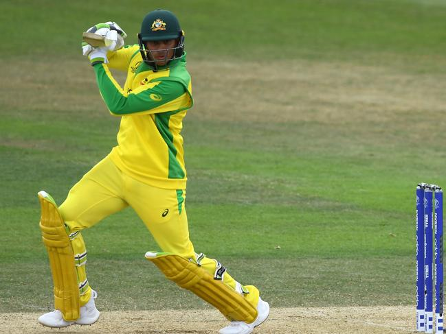 Khawaja was in great touch.