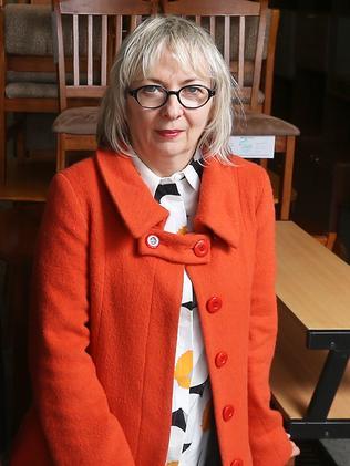 Shelter Tasmania executive officer Pattie Chugg. Picture: NIKKI DAVIS-JONES