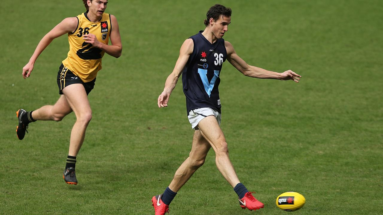 Ben King made the Under 18 All-Australian side. Photo: Paul Kane/Getty Images.