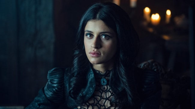 Yennefer is incredibly powerful, yet vulnerable at times. Image: Netflix's 'The Witcher'