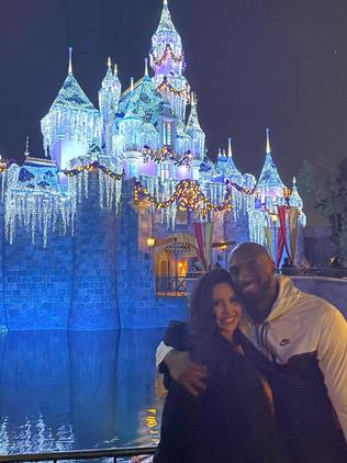The duo returned to Disneyland just two months ago to celebrate their 20th anniversary.