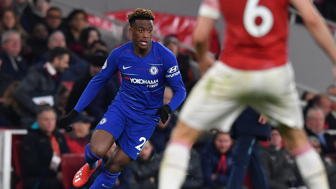 Callum Hudson-Odoi is keen to go to Germany for more first-team chances.