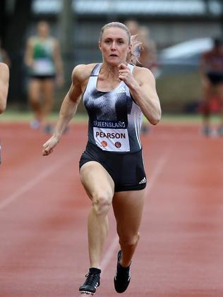 Sally Pearson is out to prove her doubters wrong.