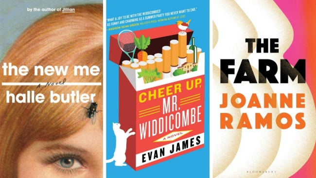 Image: 'The New Me', 'Cheer Up, Mr Widdicombe' and The Farm'